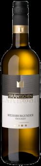 Grantschener Weißer Burgunder, trocken, QbA