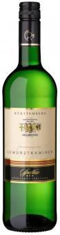 Heilbronner Gewürztraminer, lieblich, Spätlese