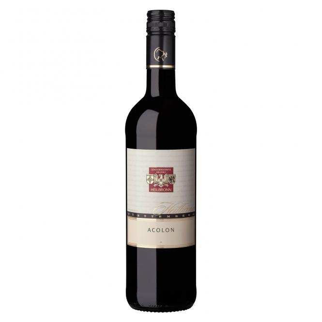 Heilbronner Acolon, halbtrocken, Qualitätswein