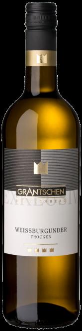 Grantschener Wildenberg Chardonnay mit  Weißburgunder, trocken, QbA