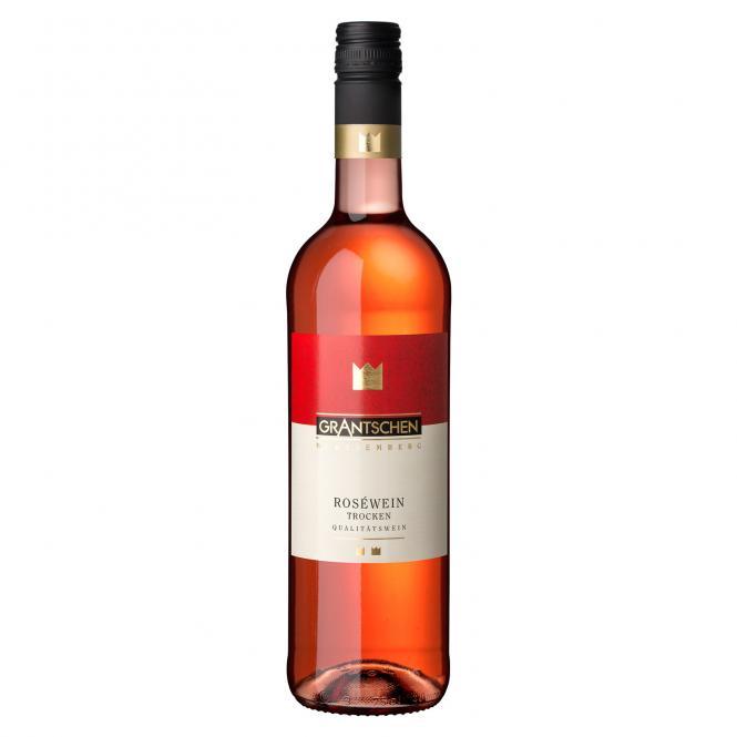 Grantschener Wildenberg Rosé Wein, trocken, QbA