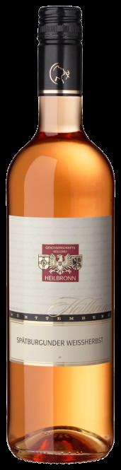 Heilbronner Spätburgunder Weißherbst, lieblich, Kabinett