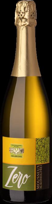 ZERO Mousseux alkoholfreies* schäumendes Getränk lieblich